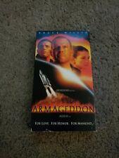 Armageddon (VHS, 1998)