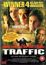 Traffic - DVD - Michael Douglas, Catherine Zeta-Jones, James Brolin