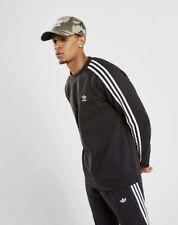 Adidas Originals California Crew Jumper Sweatshirt Gym Sport Run Cotton S,M,XL