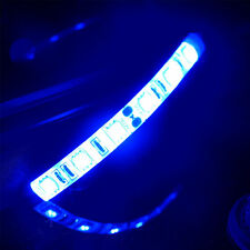 2PCS Durable Blue IP65 Waterproof Car Flexible 6SMD LED Strip Light Bulb 10cm