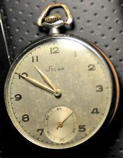 """Stowa""    Rare  Vintage  c.1949's  German  Pocket  watch"