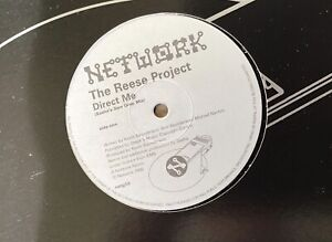 """12"""" - Direct Me (Sasha Remix) - The Reese Project (Network)"""