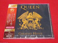 QUEEN - GREATEST HITS II - Japan Jewel Case SHM - CD 4988005643339