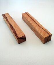 Carrelet pour stylos (lot de 2) - Bois Serpent Ondé - 23X23X140- MarbleWood