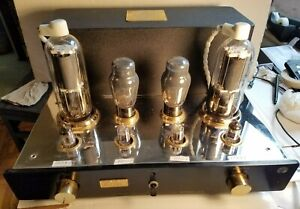 Stereo 805 Single ended triode Tube Amplifier with GE RCA