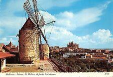 Br43814 Moulin a vent Windmill Mallorca Palma El Molino