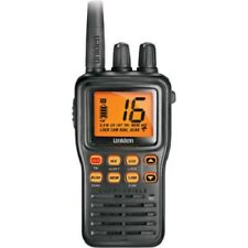 Uniden MHS75 VHF Marine Handheld Radio 2 Way Boat Submersible Waterproof NOAA