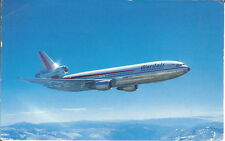 Wardair (Canada) - McDonnell Douglas DC-10-30 - Airline Issue Card