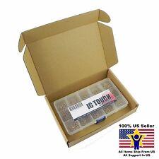 15value 450pcs 50V Monolithic Ceramic Capacitor Box Kit US Seller KITB0052