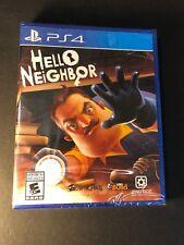 Hello Neighbor (PS4) NEW