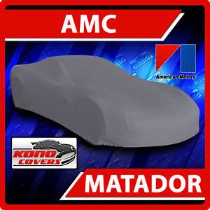1971-1978 AMC Matador 4-Door CAR COVER - ULTIMATE® HP 100% All Season Custom-Fit