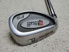 Wilson Staff Fat Shaft PW Wedge Golf Club LH Sensicore Regular Flex Shaft FS W/S