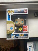 Funko Pop Marvel Thor Ragnarok Thor 2018 Summer Convention Exclusive #335 Vinyl