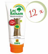 Sparset: 12 x COMPO Lac Balsam, 150 g