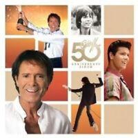 "CLIFF RICHARD ""THE 50TH ANNIVERSARY ALBUM"" 2 CD NEU"