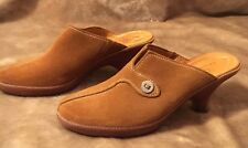 Cole Haan Shoes womens Size 8 AA Brown Clogs