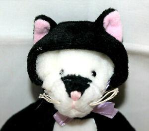 """Ganz Wee Bear Village Cat - 5"""""""