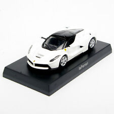 1/64 Scale Diecast Car Model IaFerrari Series Minicar Collection White Toys Gift