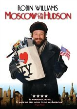 MOSCOW ON THE HUDSON Sealed New DVD Robin Williams