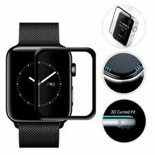 Protecteur D'écran Incurvé Pour Apple Watch 3D Verre Anti-rayures Anti-empreinte