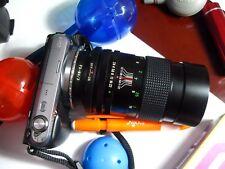 Objetivo  Vivitar Canon FD 135mm