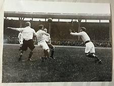 photo press football France-Angleterre 1921    426