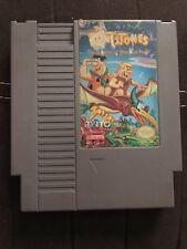 The Flintstones: The Surprise at Dinosaur Peak (AUTHENTIC VERY RARE NES)
