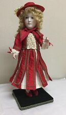 ANTIQUE REPRODUCTION MECHANICAL OLYMPIA PORCELAIN  Sheryl Williams SEMINAR DOLL-