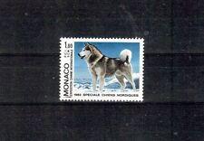 Monako Michelnummer 1576 postfrisch  (Hunde aus aller Welt: 415)