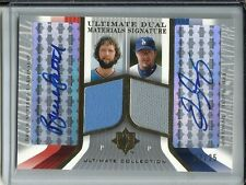 Bruce Sutter-Eric Gagne 2004 Ultimate Collection Autograph Game Jersey #12/25