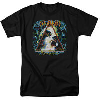 Def Leppard Rock Band HYSTERIA Licensed Adult T-Shirt All Sizes