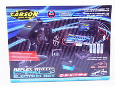 63431 Carson 500500091 RC-Reflex Pro 3 Funk Fernsteuerung u. Elektro-Set NEU OVP