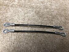 Bowflex 10 inchLeg  Extension  Cables Lat Leg Squat Xtreme Ultimate 1 2 NEW