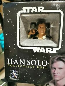 Han Solo Mini bust Gentle Giant Stat Wars