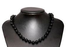 Runde Sets mit Onyx-Halsketten mit Edelsteinen