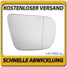 Spiegelglas für SUBARU FORESTER 2003-03/2008 rechts Beifahrerseite asphärisch