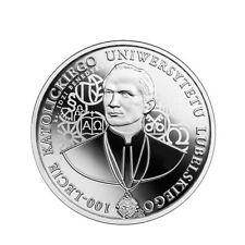 Poland / Polen - 10zl 100th Anniversary of the Catholic University of Lublin