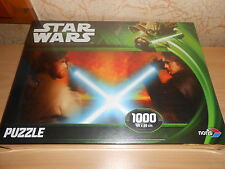 puzzle 1000 pièces STAR WARS (2) - neuf
