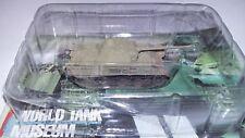 Takara 1/144 WTM World Tank Museum 3 German Panther V tank. In dark yellow (#53)