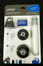 LifeStraw Universal Water Filter Bottle Adapter Kit Fits Select Bottles. NEW
