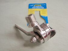 """ANTENNA BASE SEACHOICE STAINLESS 19581 4/""""TALL  BOATINGMALL  BOAT PARTS SALE"""