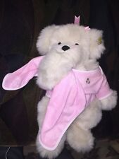 """Thumbearlina Baby Bear 15""""  Annette Funicello NIB Dream Keeper Collection"""