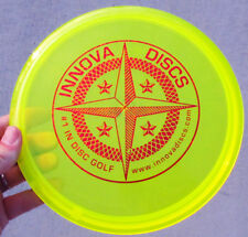 PROTO STAR ROC3 - RED SHATTER STAMP - YELLO - 175g - FIRST RUN - COLLECTOR ALERT