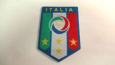 New ITALIA Italian Flag Iron On Cloth Patch Italy