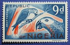 1966 NIGERIA 9d SCOTT# 191 S.G.# 179 UNUSED                              CS08527