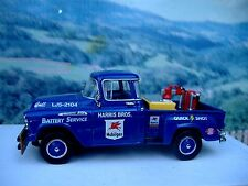 Matchbox  collectibles Chevy 1956 Mobil battery and quick start service