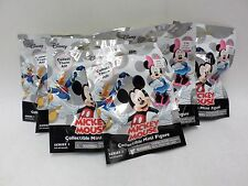 Disney Mickey Mouse Blind Packs Series 1 Collectible Mini Figure Lot of 9 New