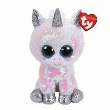 Ty Flippables 36265 - Diamond Unicorn Sequin Soft Toy 15 Cm