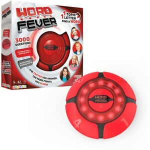 Word Fever Electronic Game