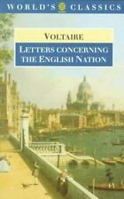 Letters Concerning the English Nation (The World's Classics)